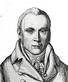 Inclitus et Luminiferus Doctor Humanitatis, Johann Friedrich Blumenbach