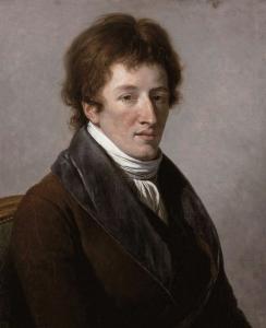 Baron Georges Léopold Chrétien Frédéric Dagobert Cuvier (1769-1832)