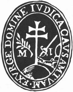 Sello de la Inquisicion en Mexico