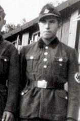 Günther Grass, Waffen-SS .