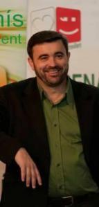 Concejal J.M. Penalba, secuaz de la propaganda dictatorial sionista internacional.