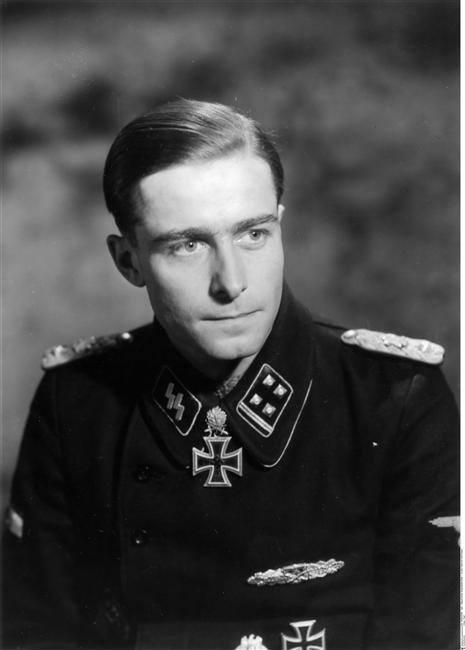 Leibstandarte SS Standarteführer Joachim Peiper