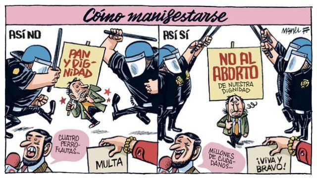 Propaganda deletérea. Así está Europa en gran parte de su cuerpo exánime.http://unadocenade.com/una-docena-de-vinetas-de-manel-fontdevila-para-definir-la-situacion-de-un-pais/