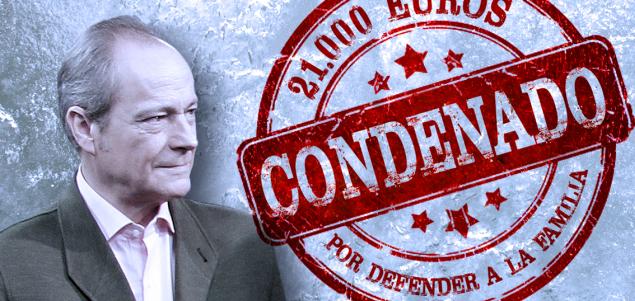 """Cf. : http://ccaa.elpais.com/ccaa/2014/01/07/catalunya/1389119817_868447.html. http://elmunicipio.es/2015/03/garcia-serrano-condenado-el-precio-de-la-libertad-de-indignacion/#comment-6229 . Sobre el vídeo de la que el lucidísimo Sr. García serrano llamó """"guarra"""", Calificarlo como una """"apología a la pedrastería"""", a la aberración, a la perversión sería quedarse corto, solamente una mente enferma y retorcida le daría luz verde a semejante disparate para enseñarlo a niños de 14 años; es una auténtica monstruosidad, y peor aún es tratar de etiquetarlo como un programa educativo formando parte de un """"paquete"""" de medios para la educación sexual de los niños, esto es verdaderamente increíble y, lo más preocupante, es que el actual gobierno de Sr. Artur Mas, no se haya ni siquiera despeinado ante semejante disparate. Mostar la sodomización de un adolescente con aparente inclinación homosexual por un personaje pervertido que lo manipula físicamente mostrando varias posiciones sexuales e incluso hasta violentas es verdaderamente degradante; apreciar la forma tan ligera como se fomenta el sexo entre adolescentes e incluso entre menores de edad en Cataluña como se si tratara de un tema trivial, es absolutamente irresponsable tanto por el funcionario que lo autorizó como por el gobierno de turno que no hace nada para evitarlo. http://www.abogadosconsultores.es/2014/01/17/el-video-sobre-educacion-sexual-de-la-consejeria-de-salud-de-la-generalitat-de-cataluna/ . Muy Estimado Señor y Correligionario en Cristo Dios y Señor Nuestro y su Santísima Madre la Virgen Nuestra Señora: Gran indignación me produjo la noticia de la injustísima condena judicial de que ha sido Vd. la más directa y más perjudicada víctima. Sepa que la sentencia nos ha hecho daño a todos los que pensamos y sentimos lo mismo que Vd. respecto del asqueroso pervertidor vídeo y de quienes lo sostienen, o fomentan. Ojalá cuente con muchos donativos. Que Dios le compense y premie por su heroísmo. Sin ánimo alguno de ofen"""